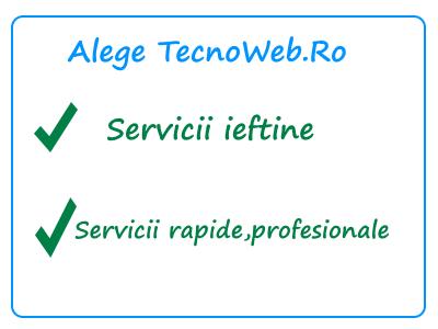 Oferte TecnoWeb.Ro